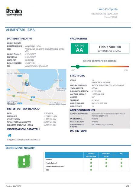 Dossier Web Completa