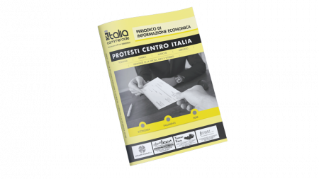 Consultazione riguardante i soggetti protestati di Toscana, Umbria, Marche, Abruzzo e le province di La Spezia e Viterbo